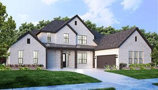 Villa - Potranco Oaks: Castroville, Texas - Kindred Homes