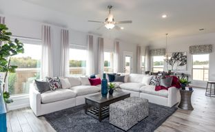 Wasser Ranch by Kindred Homes in San Antonio Texas