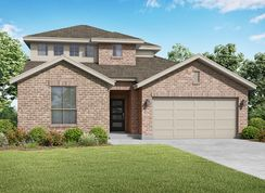 Wimberly - Hannah Heights: Seguin, Texas - Kindred Homes