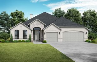 105 Indigo Bend - Regent Park: Boerne, Texas - Kindred Homes