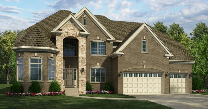 Henley Elevation A