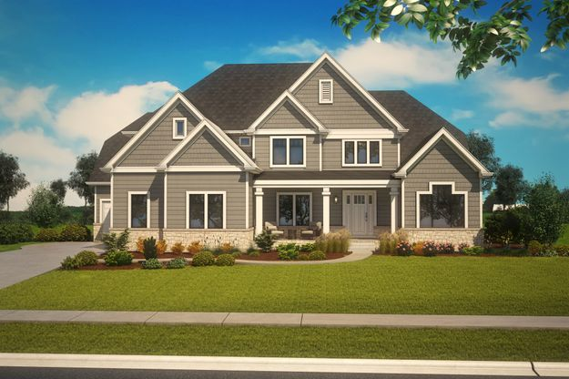 Linden A :King's Court Builders