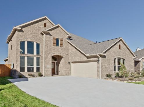 Exterior featured in The Elizabeth By Kinsmen Homes  in Beaumont, TX