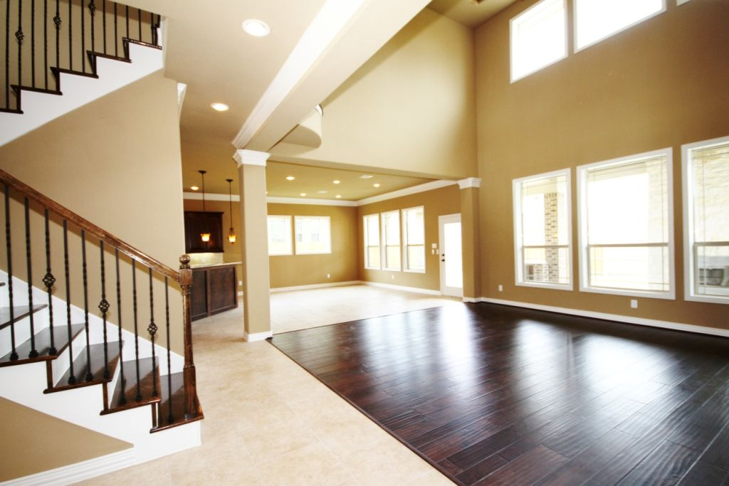 Living Area featured in The Katherine By Kinsmen Homes  in Beaumont, TX