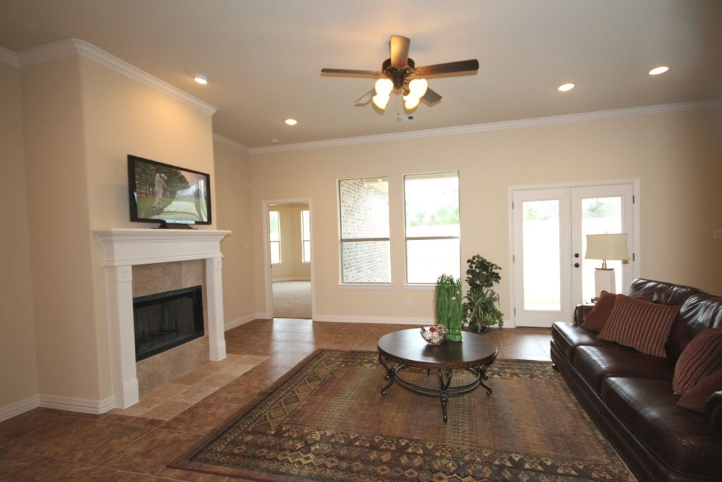 Living Area featured in The Meagan By Kinsmen Homes  in Beaumont, TX