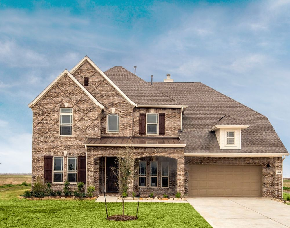 Diamond d ranch in beaumont tx by kinsmen homes for Southeast texas home builders