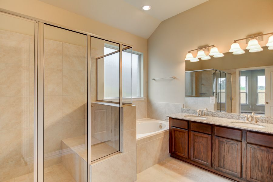 Bathroom featured in The Celeste By Kinsmen Homes  in Beaumont, TX