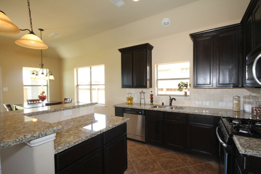 Kitchen featured in The Lorraine By Kinsmen Homes  in Beaumont, TX