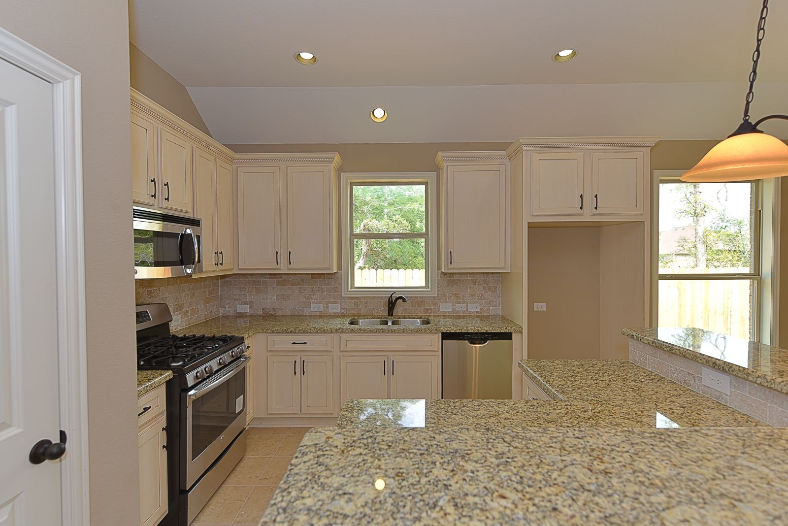 Kitchen featured in The Rene By Kinsmen Homes  in Beaumont, TX