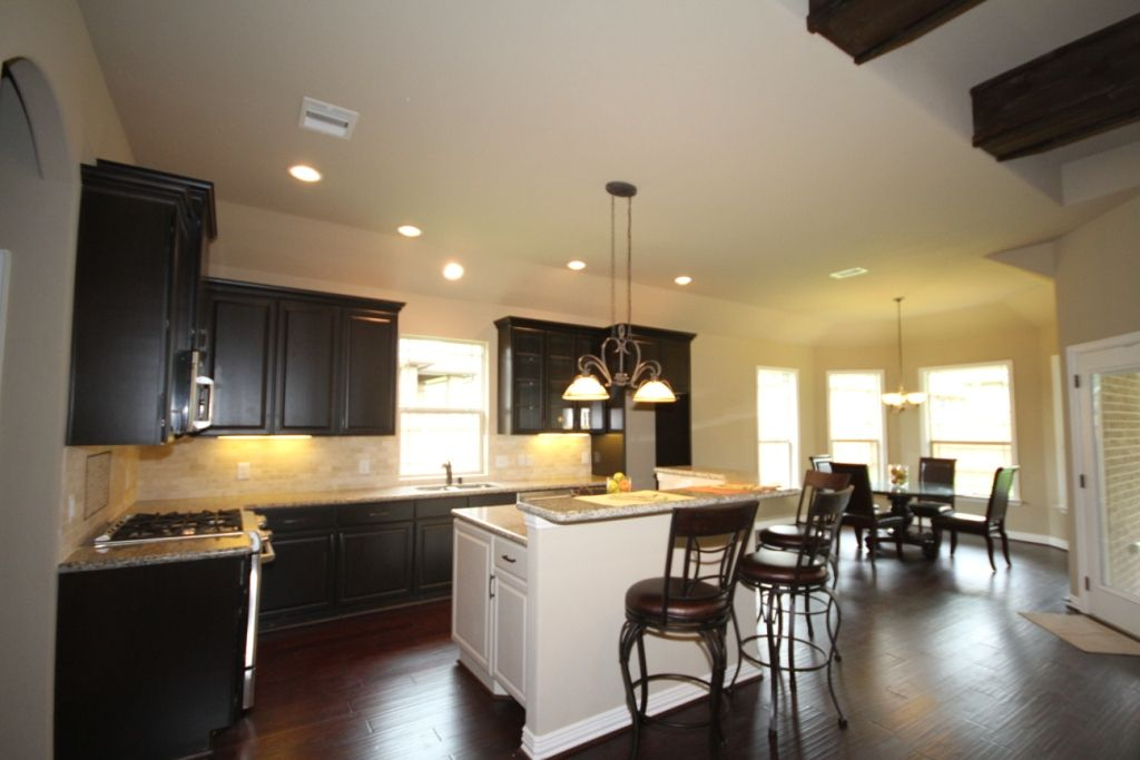 Kitchen featured in The Shea By Kinsmen Homes  in Beaumont, TX