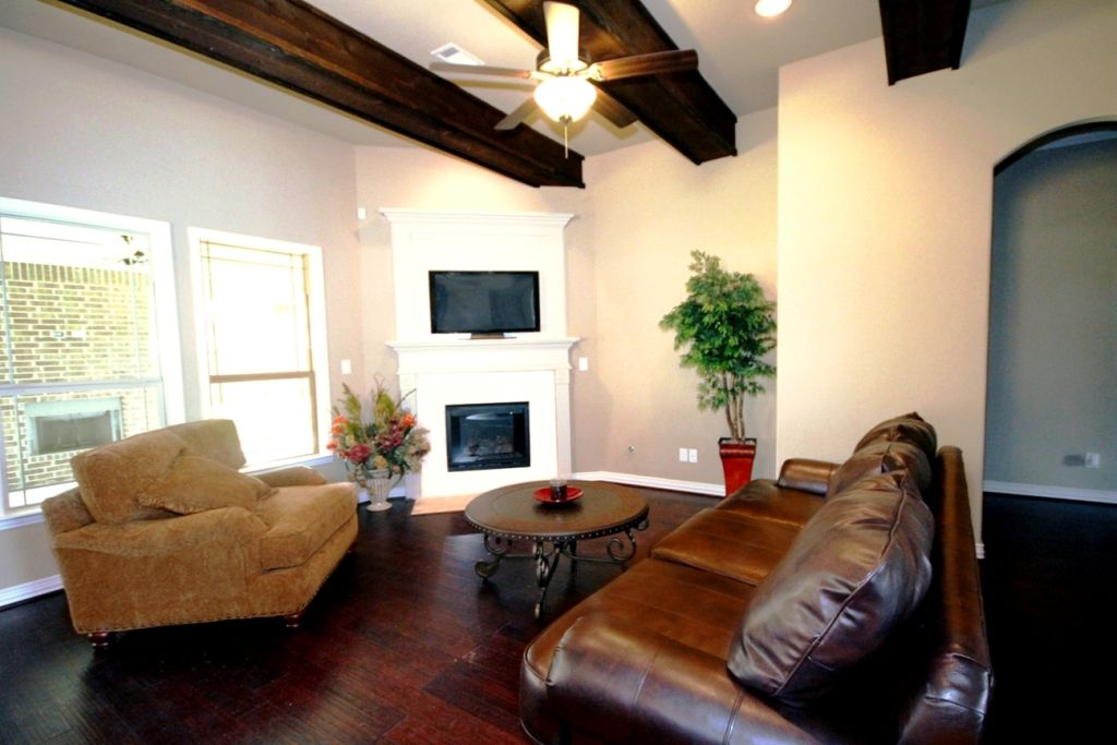 Living Area featured in The Shea By Kinsmen Homes  in Beaumont, TX