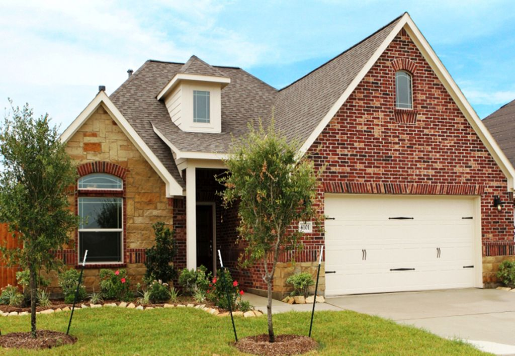New Construction Homes And Floor Plans In Benchley Tx