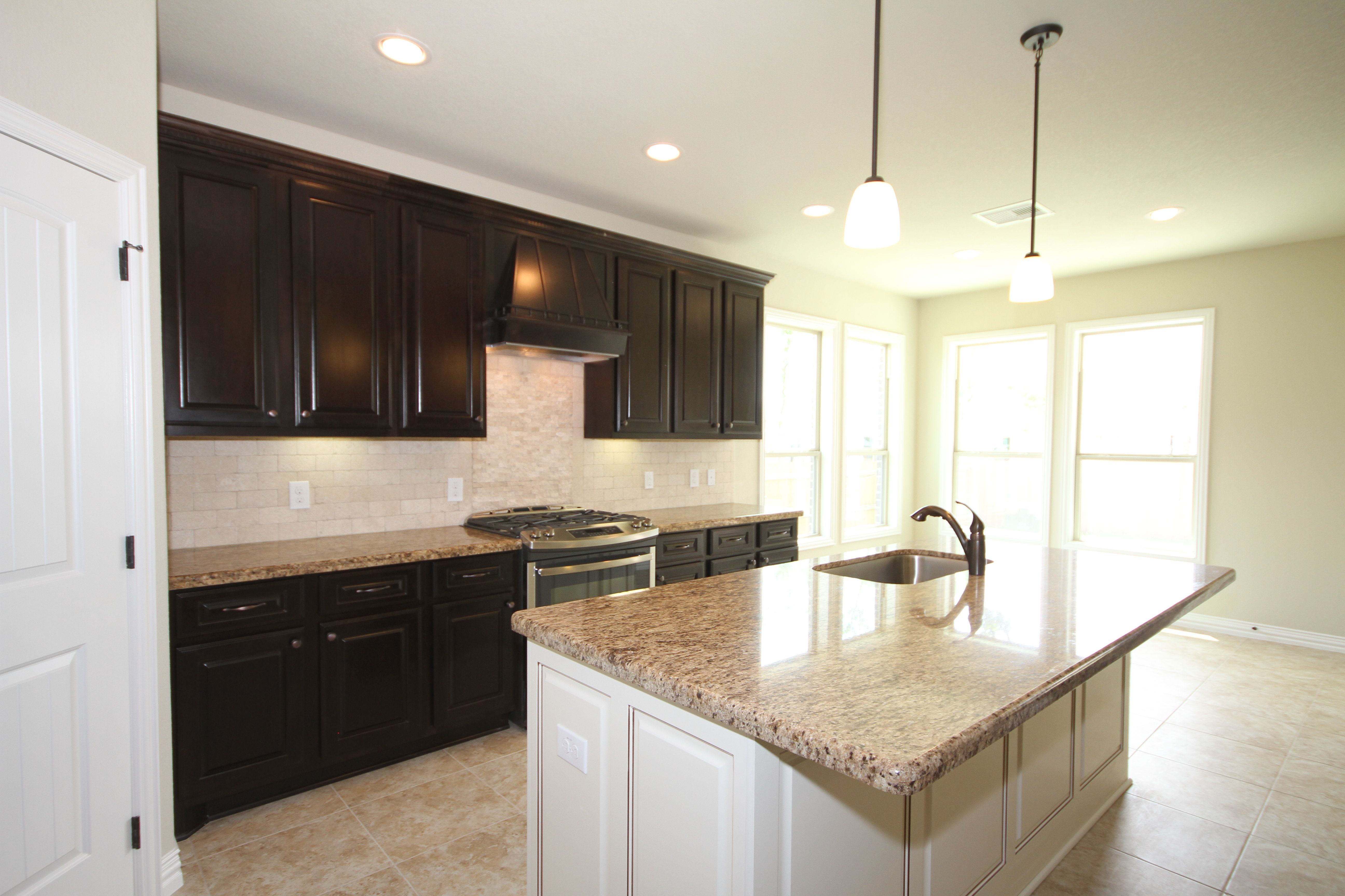 Kitchen featured in The Rebecca By Kinsmen Homes  in Beaumont, TX