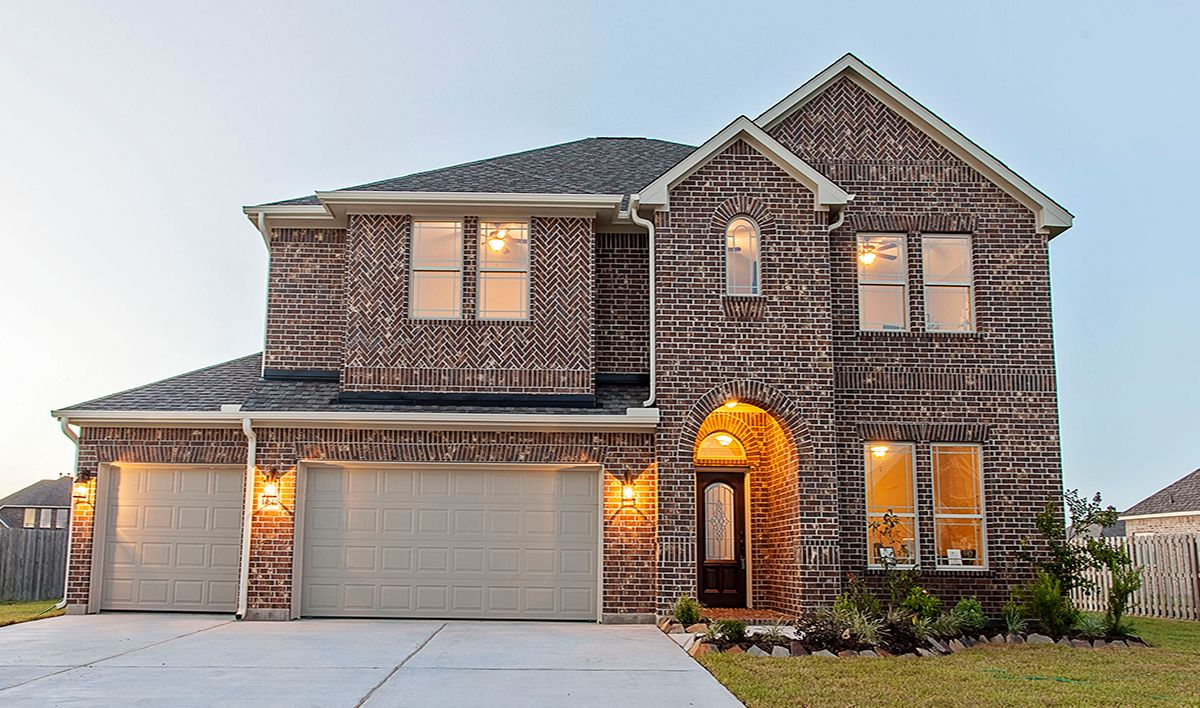 New Luxury Homes In Beaumont Tx 14 Homes Newhomesource