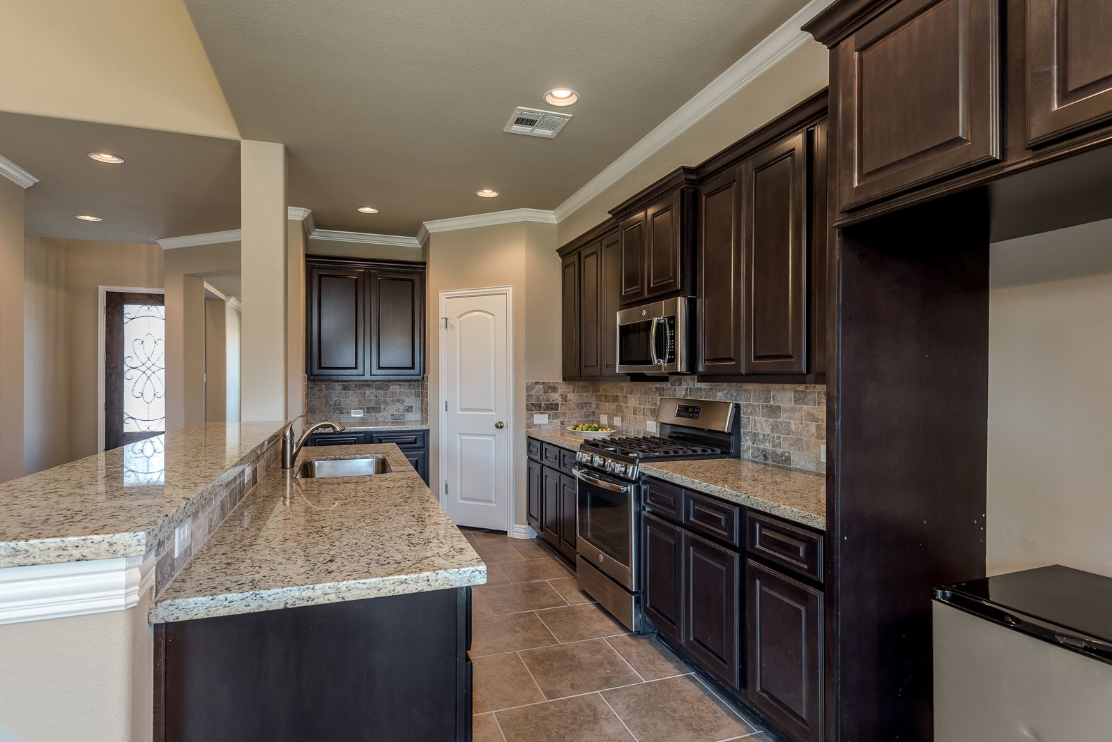 Kitchen featured in The Riley By Kinsmen Homes  in Beaumont, TX