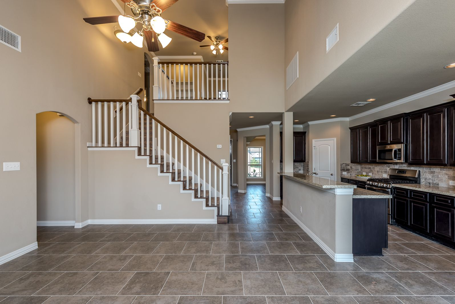 Living Area featured in The Riley By Kinsmen Homes  in Beaumont, TX