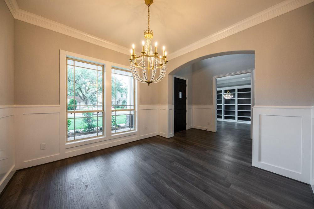 The Jamie Home Plan By Kinsmen Homes In Houston Area Build