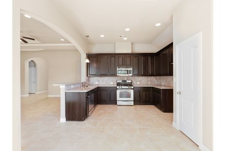 Kitchen-in-The Marie-at-Beaumont Area Build On Your Lot-in-Beaumont