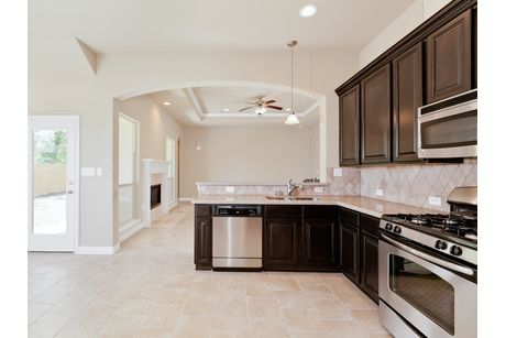 Kitchen-in-The Marie-at-Copper Point-in-Lumberton