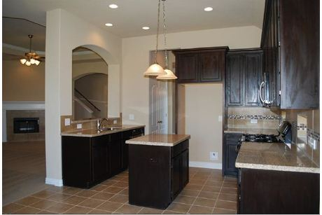 Kitchen-in-The Nicole-at-Copper Point-in-Lumberton
