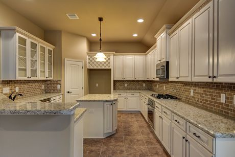 Kitchen-in-The Emma-at-Beaumont Area Build On Your Lot-in-Beaumont