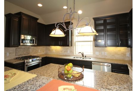 Kitchen-in-The Shea-at-Copper Point-in-Lumberton