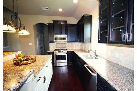 Kitchen-in-The Shea-at-Bergeron Addition-in-Hamshire