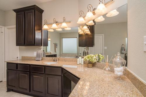 Kitchen-in-The Jennifer-at-Bryan, College Station Area Build On Your Lot-in-College Station