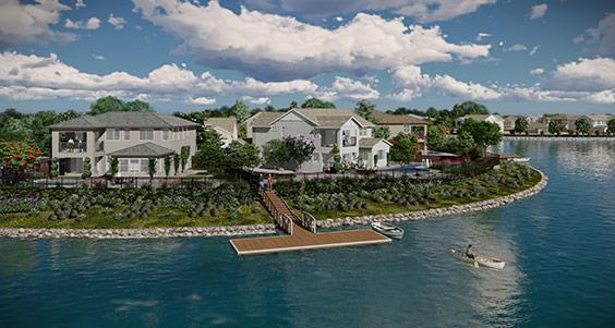 Newport at River Islands:Community Image