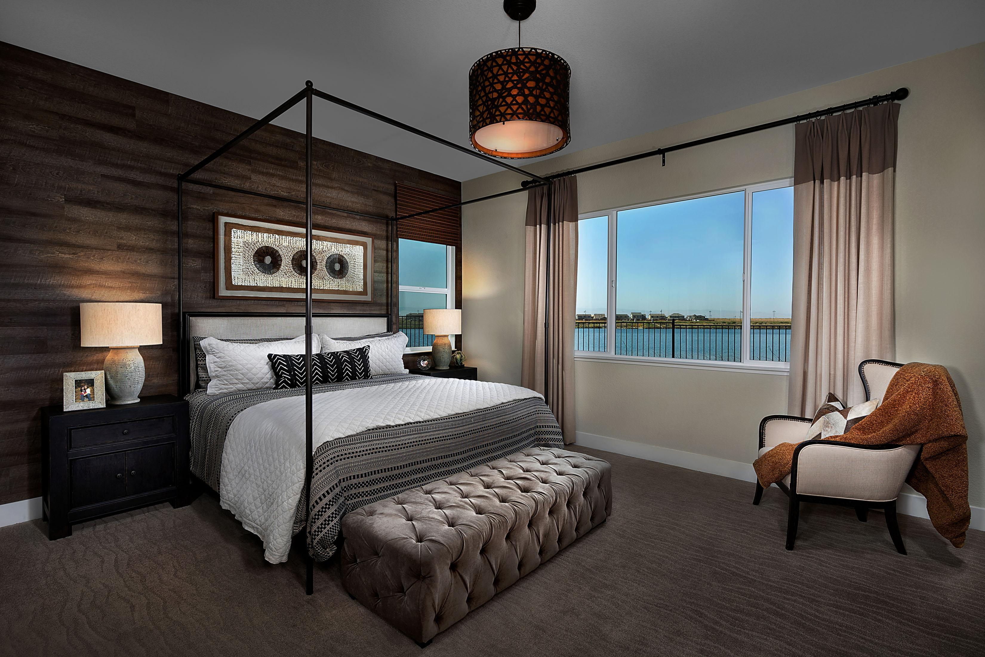 Bedroom featured in the Newport- Residence 1 By Kiper Homes in Stockton-Lodi, CA