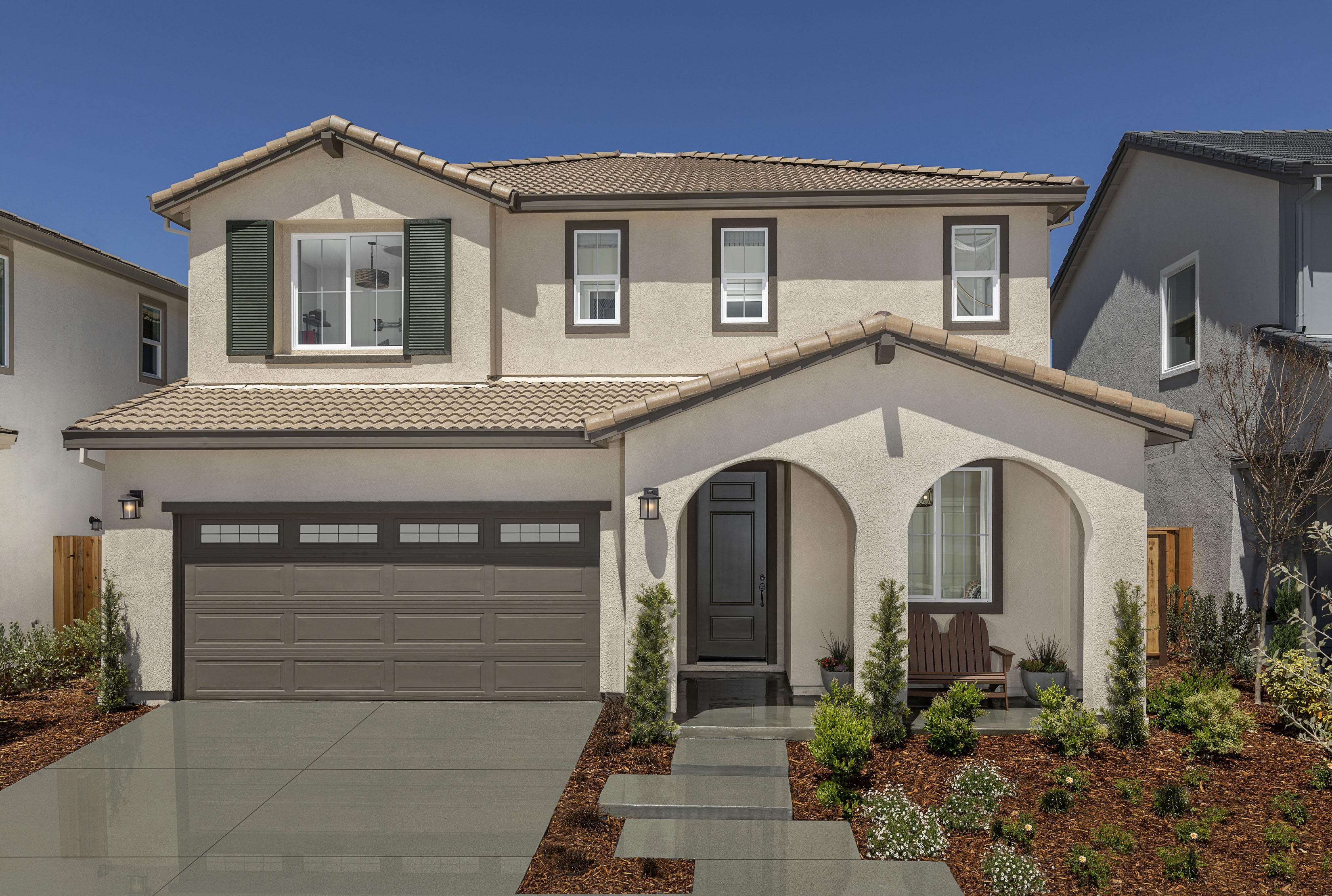 Exterior featured in the Carousel Residence 2 By Kiper Homes in Santa Cruz, CA