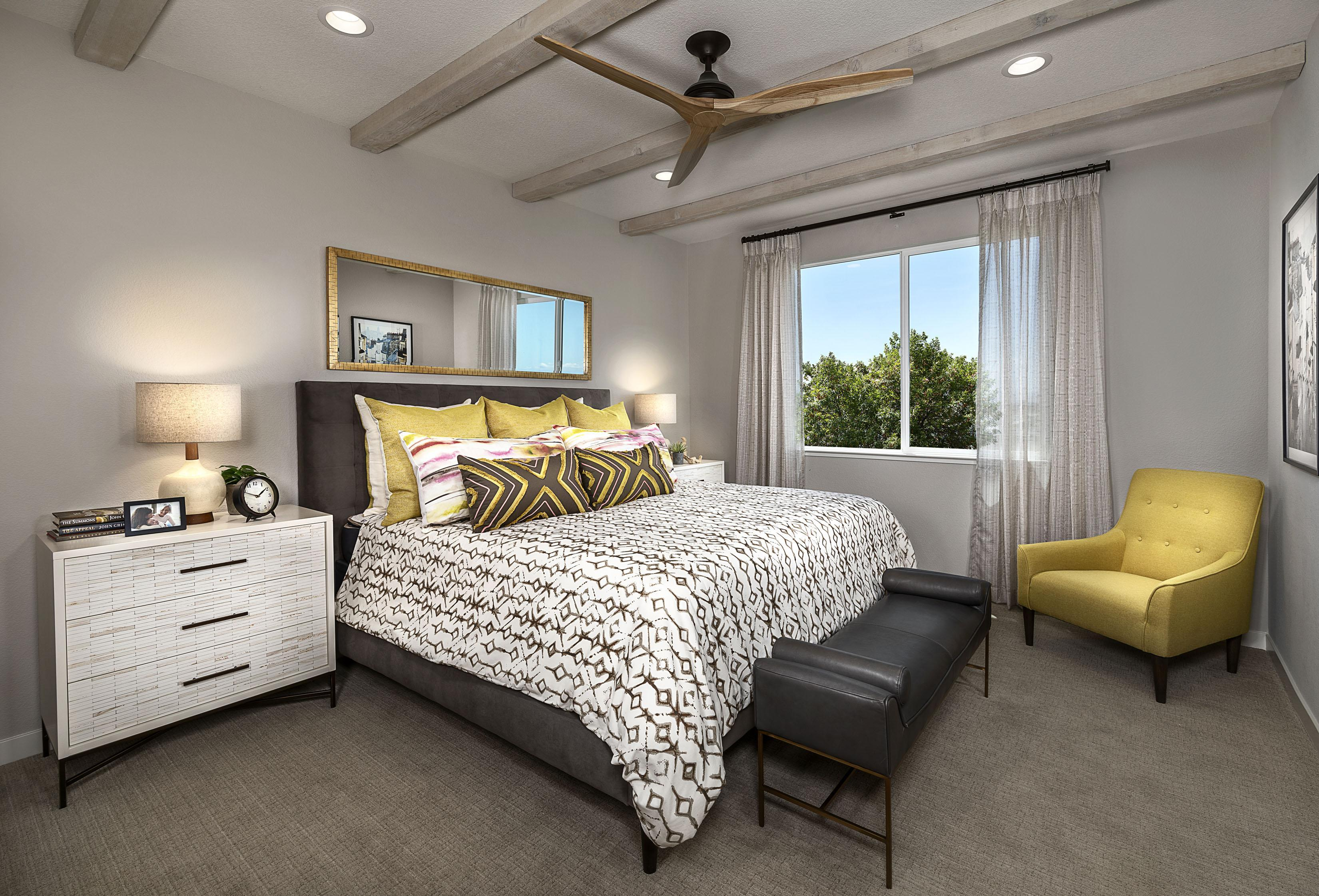 Bedroom featured in the Catalina Residence 1 By Kiper Homes in Stockton-Lodi, CA