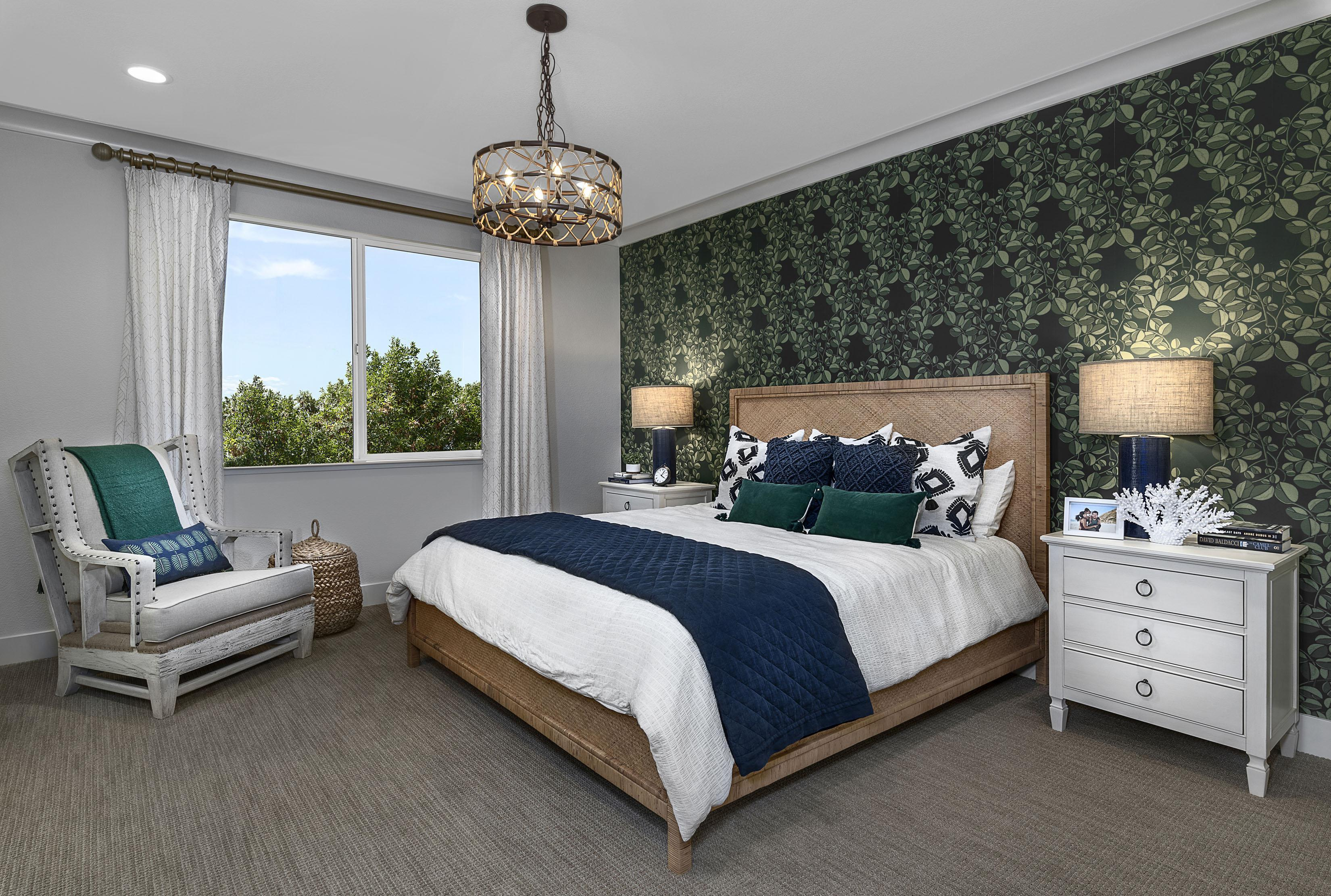 Bedroom featured in the Catalina Residence 2 By Kiper Homes in Stockton-Lodi, CA