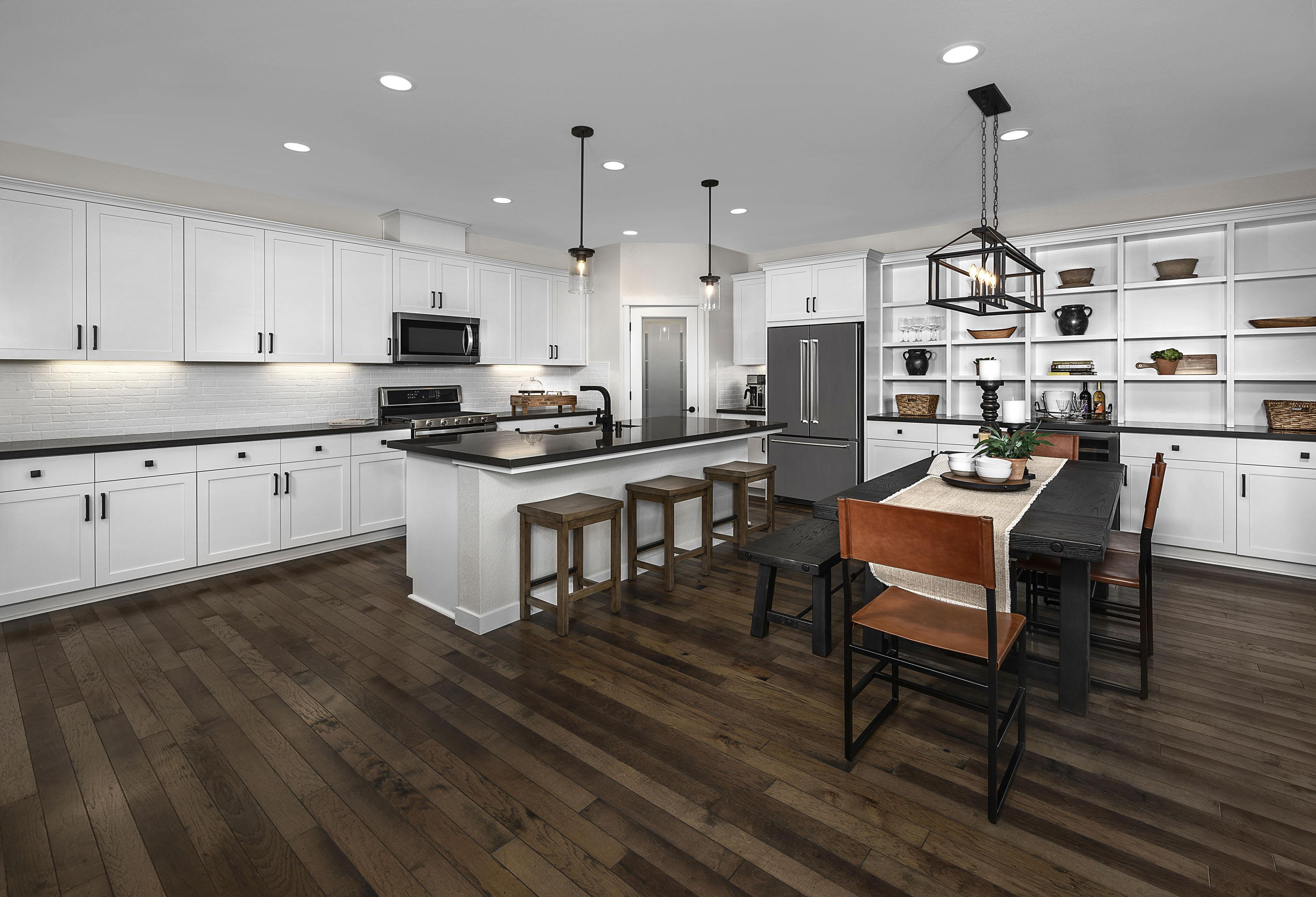 Kitchen featured in the Catalina Residence 3 By Kiper Homes in Stockton-Lodi, CA