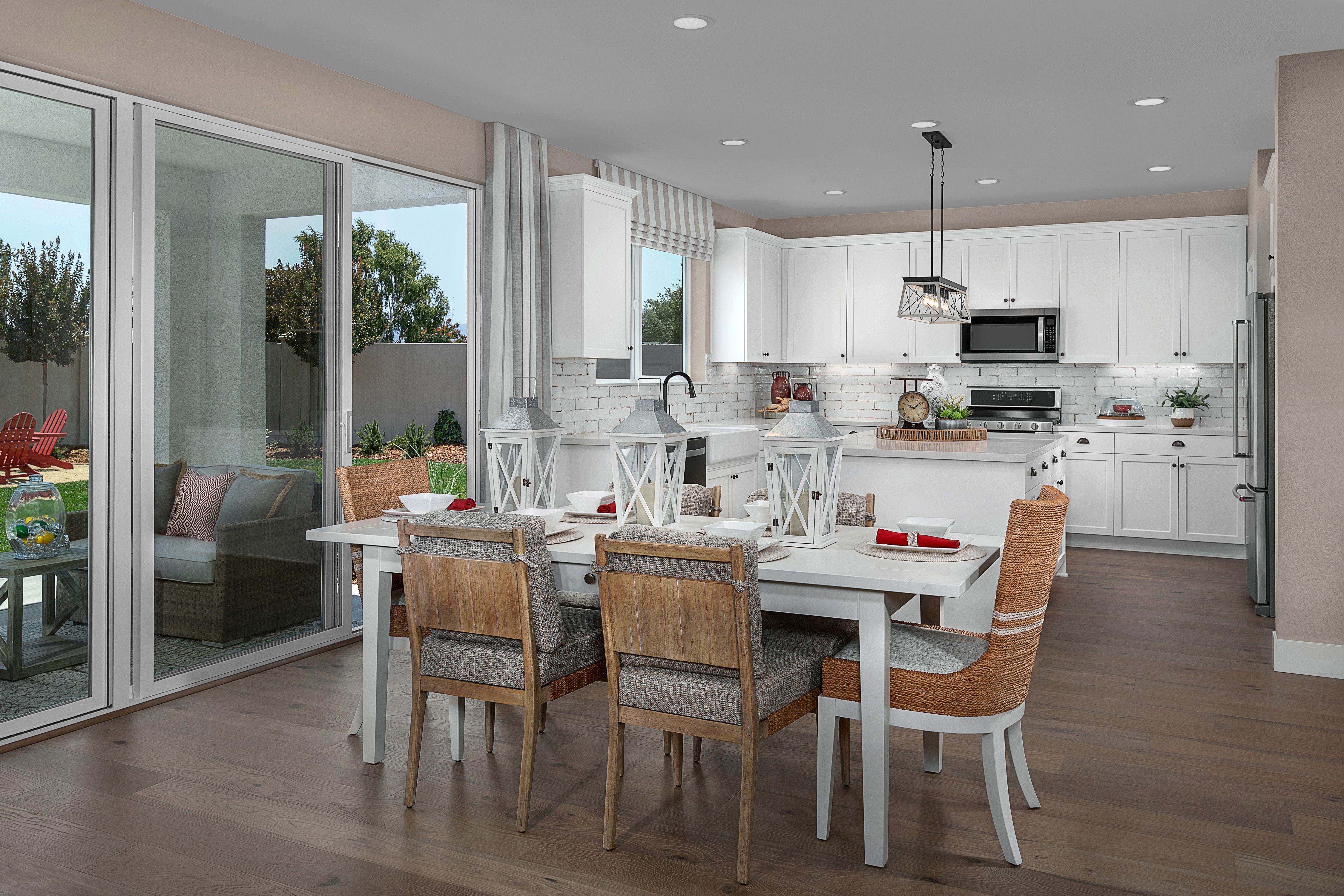 Kitchen featured in the Mayfair Residence 3 By Kiper Homes in Santa Cruz, CA