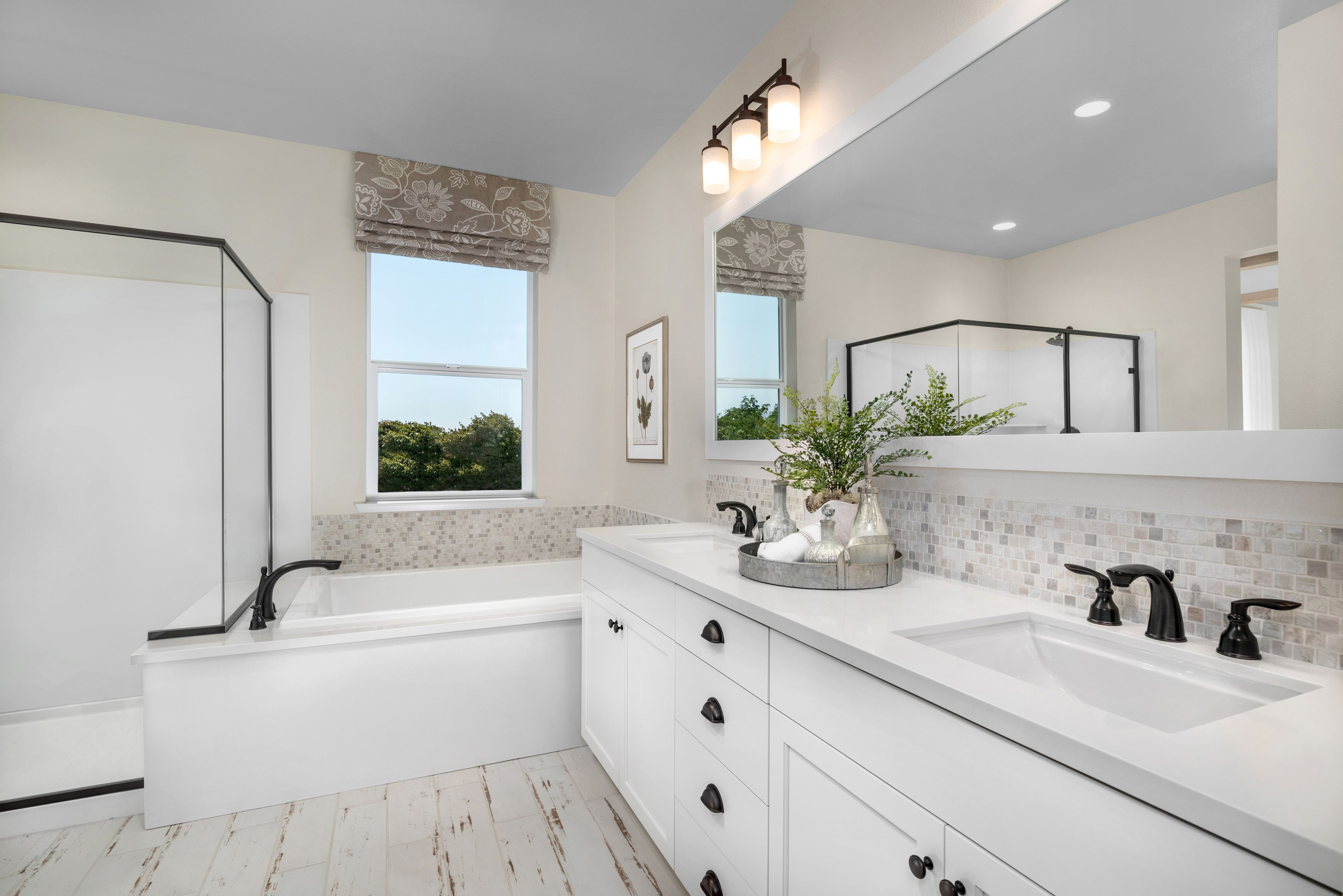 Bathroom featured in the Mayfair Residence 3 By Kiper Homes in Santa Cruz, CA