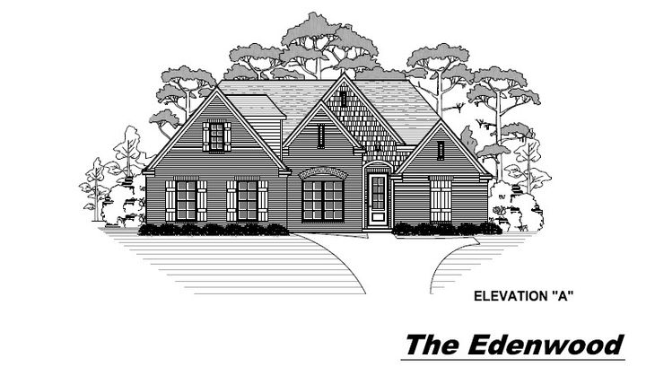 The Edenwood Elevation A