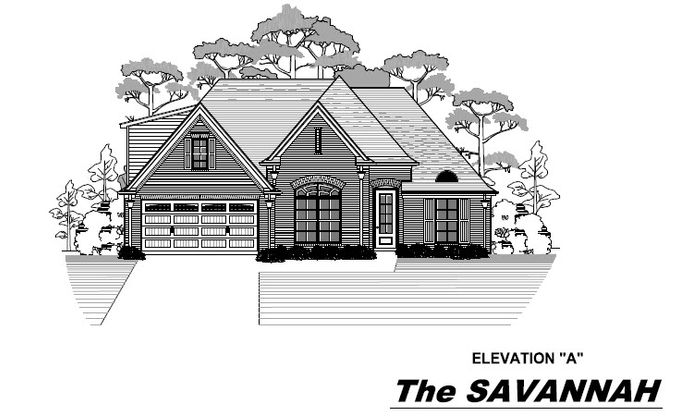 The Savannah Elevation A
