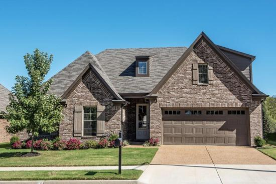Fletcher Hollow by OakRun Homes in Memphis Tennessee