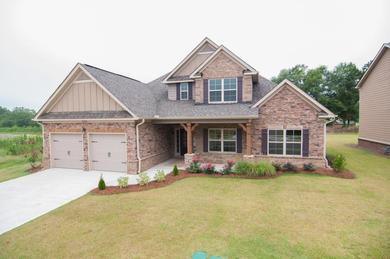 New Construction Homes Plans In Auburn Al 439 Homes Newhomesource