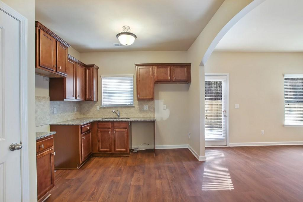 Kitchen featured in The Raintree II By Knight Homes in Atlanta, GA