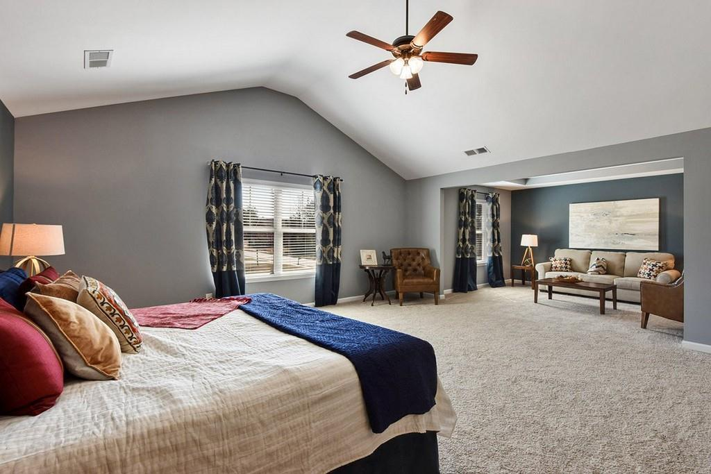 Bedroom featured in The Isabella I By Knight Homes in Macon, GA