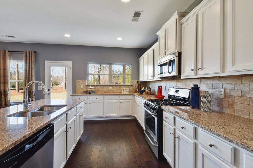 Kitchen featured in The Isabella I By Knight Homes in Atlanta, GA