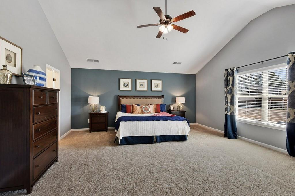 Bedroom featured in The Isabella I By Knight Homes in Atlanta, GA