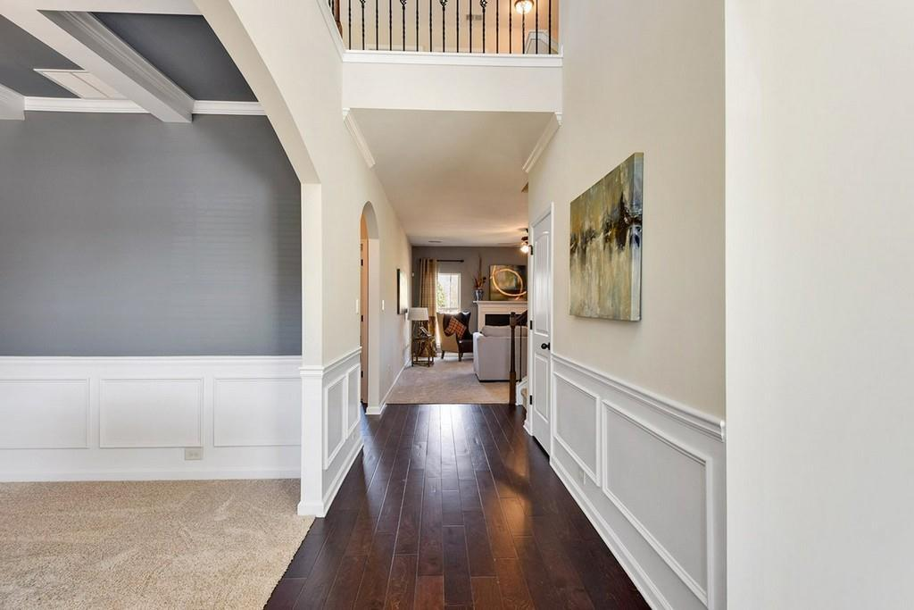 Living Area featured in The Isabella I By Knight Homes in Atlanta, GA