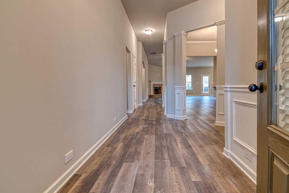 Living Area featured in The Huffman By Knight Homes in Macon, GA