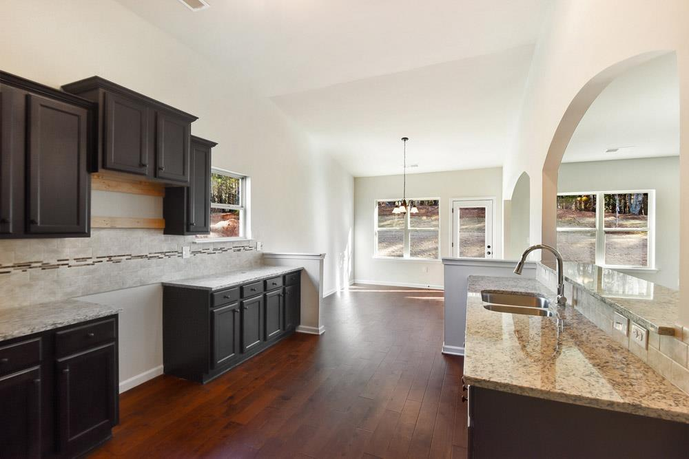 Kitchen featured in The Huffman By Knight Homes in Macon, GA