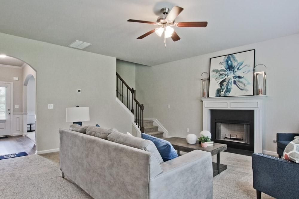 Living Area featured in The Kendall I By Knight Homes in Macon, GA