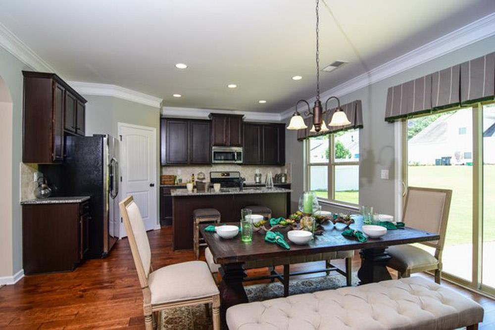 Kitchen featured in The Kendall II By Knight Homes in Atlanta, GA