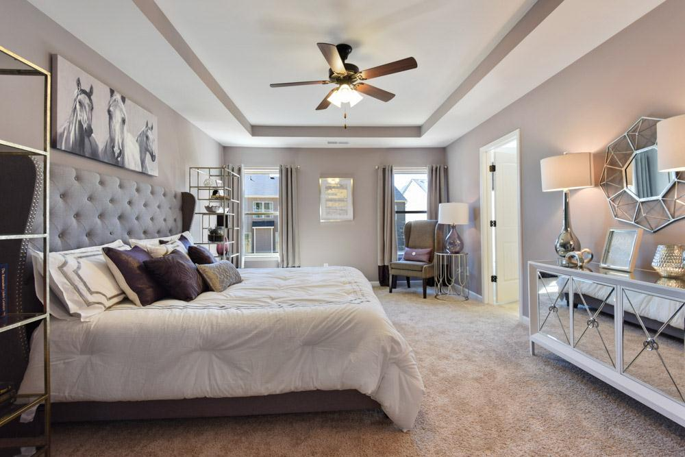 Bedroom featured in The Layla By Knight Homes in Macon, GA